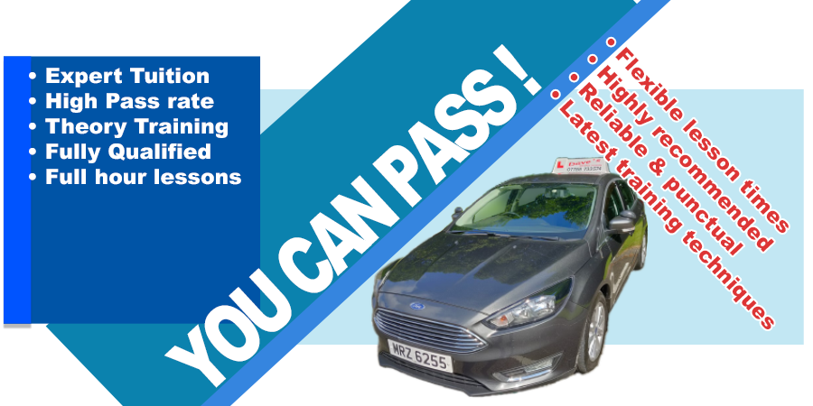 Driving lessons with Daves driving Tuition